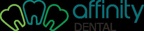 affinity dental logo coloured